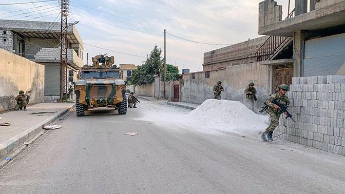 Ушаков: главное, чтобы турки действовали соразмерно ситуации