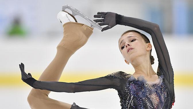 «Волшебство на льду»: Щербакова изменила цвет платья и выиграла этап Гран-при США