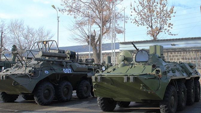 В Армении связисты ЮВО отпраздновали 100-летие образования Войск связи ВС РФ