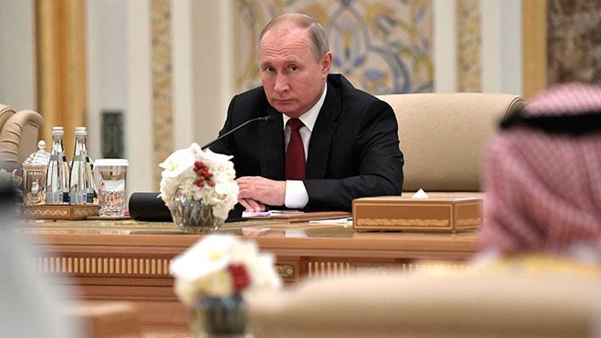 Британский журналист назвал Путина самым влиятельным лидером на Ближнем Востоке