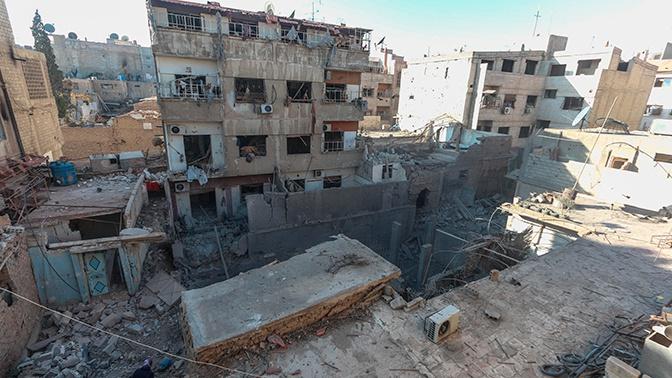 ЦПВС: боевики в зоне деэскалации в САР нацелены на развязывание боевых действий
