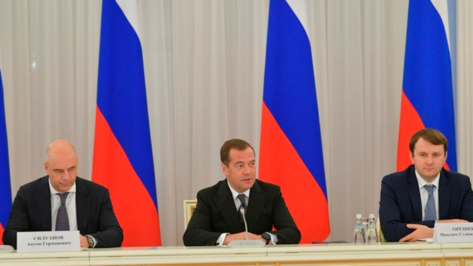 Медведев заявил о росте интереса инвесторов к России на фоне санкций