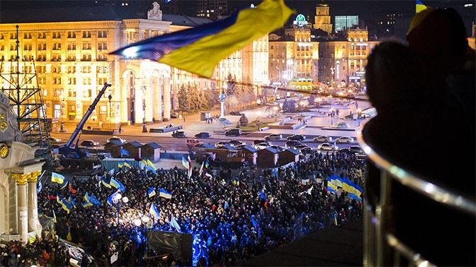 На Украине создали департамент по расследованию дел Евромайдана