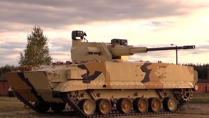 В России разработали новый боевой модуль в калибре 57 мм