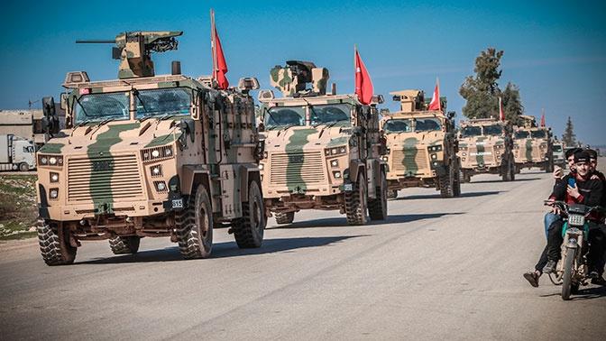 Эрдоган назвал условия для возобновления операции «Источник мира» в Сирии