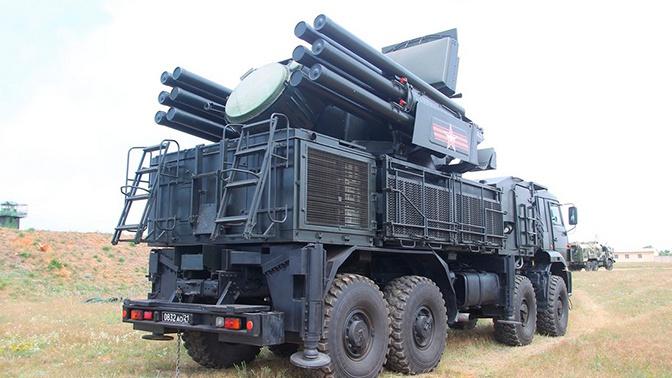 Камерун хочет купить российские зенитные комплексы «Панцирь-С1»