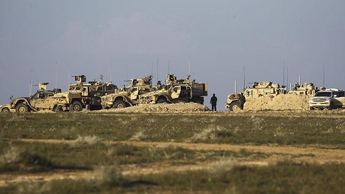 В Вашингтоне заявили о выводе сил курдов из зоны безопасности в Сирии