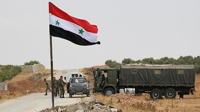 В МИД прокомментировали соглашение России и Турции по Сирии