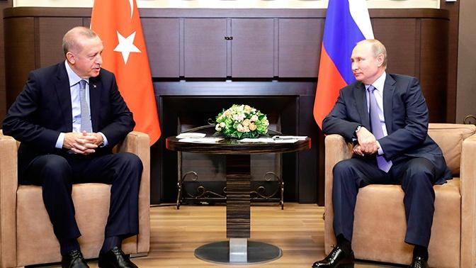 Песков рассказал, как Россия и Турция готовили меморандум по Сирии
