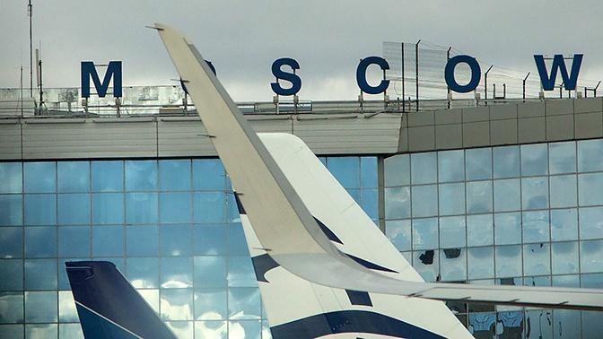 Более 40 рейсов задержаны в столичных аэропортах