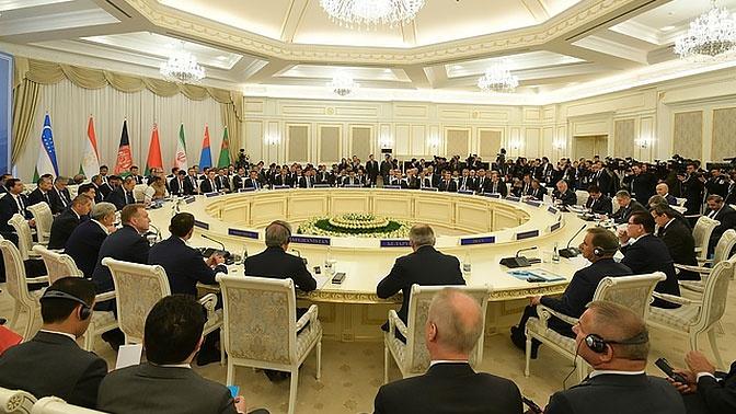 Главы правительств стран ШОС приняли новую программу многостороннего сотрудничества