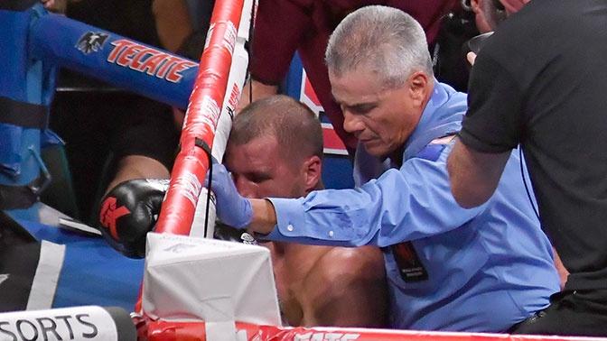 Ковалев попал в больницу после боя с Альваресом