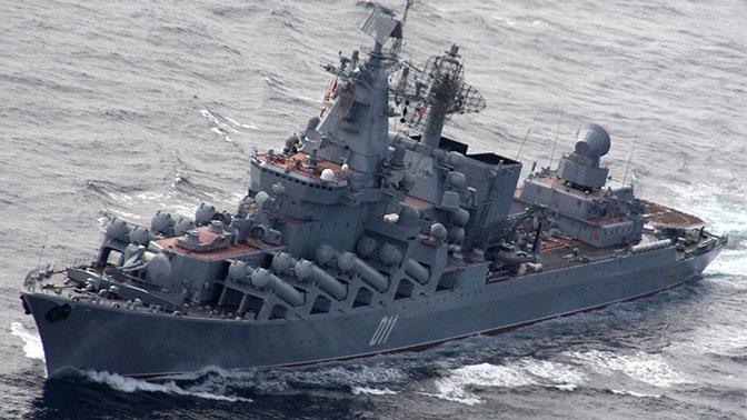 Отряд боевых кораблей Тихоокеанского флота прибыл в Бруней