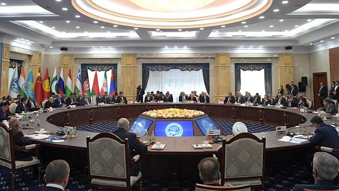 Россия выступила за формирование Большого Евразийского партнерства