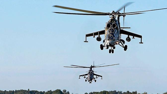 ВВС США планируют задействовать на учениях российские Ми-24