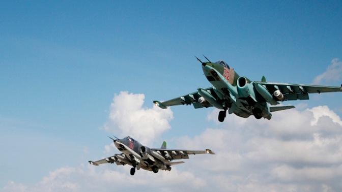 Российская авиация выполнила воздушное патрулирование в Сирии