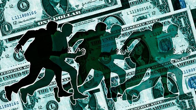 Мировой долг достиг рекордных показателей