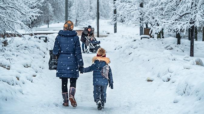 Ледяные дожди и оттепель: предстоящую зиму назвали аномальной