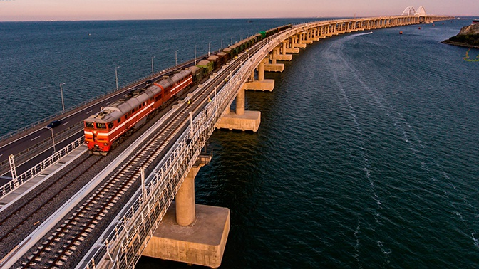 Более трех тысяч билетов на поезда в Крым продали в день старта продаж