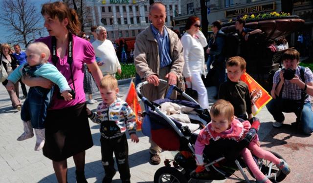 Кабмин внес изменения в распределение субсидий многодетным семьям
