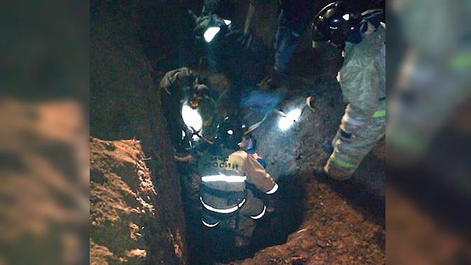 Есть жертвы: траншея трубопровода в Башкирии рухнула и засыпала рабочих