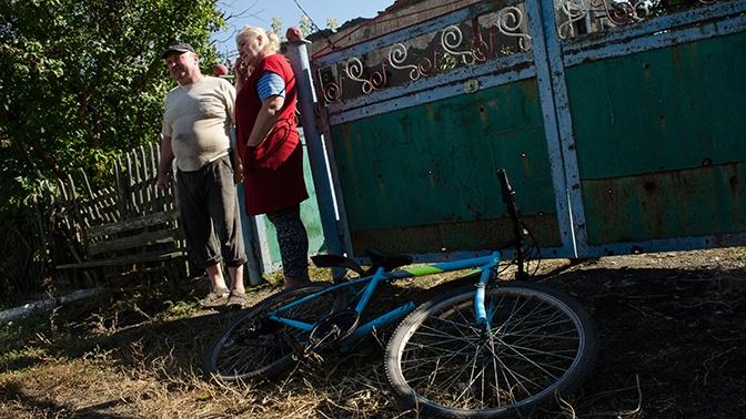 В Киеве предложили эвакуировать проукраинских жителей Донбасса и заморозить конфликт