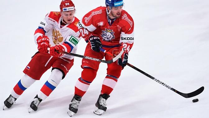 Сборная Чехии по хоккею стала победителем Кубка Карьяла