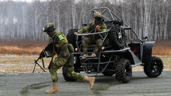 В Китай прибыл российский спецназ для участия в учениях стран АСЕАН