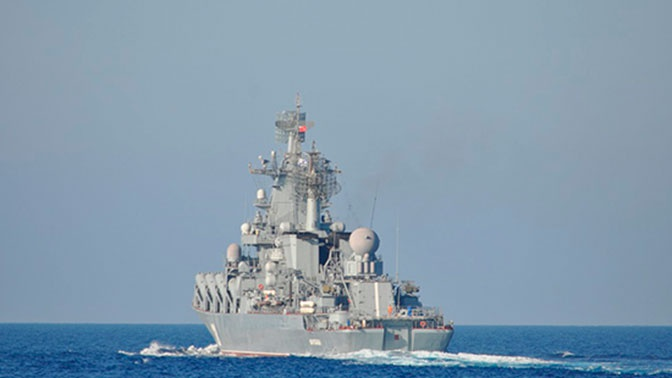 Холодная война в Средиземном море: как эскадра Селиванова противостояла американцам