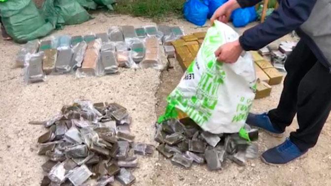 ФСБ изъяла наркотики на 650 миллионов рублей из интернет-магазина