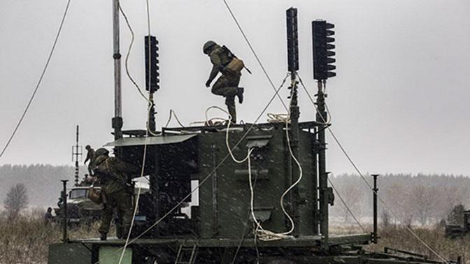 Новейший комплекс «Поле-21» поступил на вооружение ЦВО