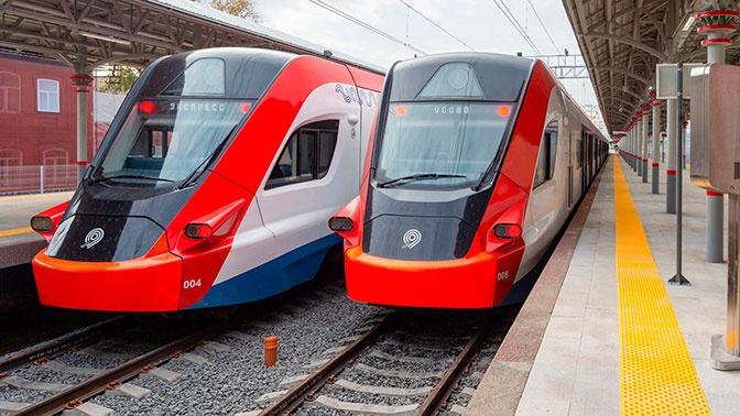 Первые линии МЦД откроются до конца месяца