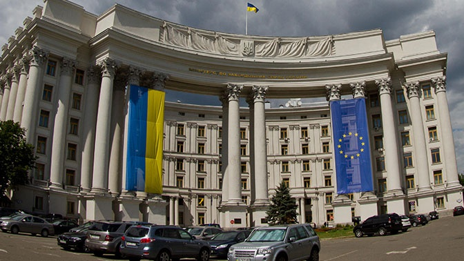 МИД Украины: Киев допускает возможность выхода из минских договоренностей