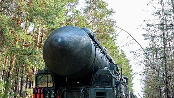 В России создали ракету «Ярс» для базирования в вагоне