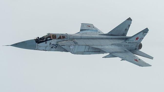Авиация ЦВО получит два обновленных МиГ-31БМ до конца года