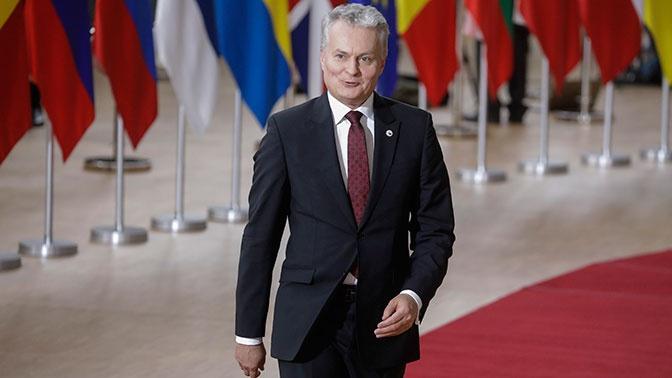 Президент Литвы помиловал осужденных за шпионаж россиян