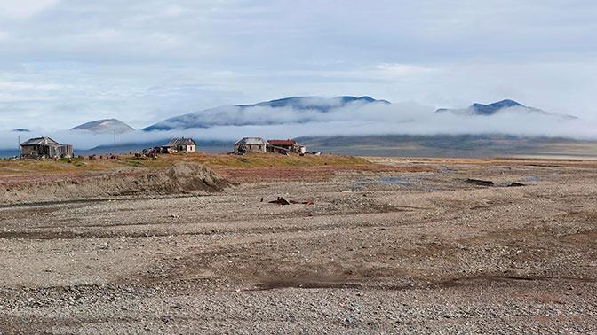 На острове Врангеля задействовали РЛС «Сопка-2»