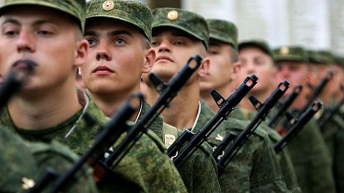 Правительство одобрило закон о денежном довольствии солдат-срочников