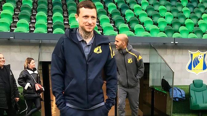 Мамаев сыграет первый матч за «Ростов» после выхода из тюрьмы