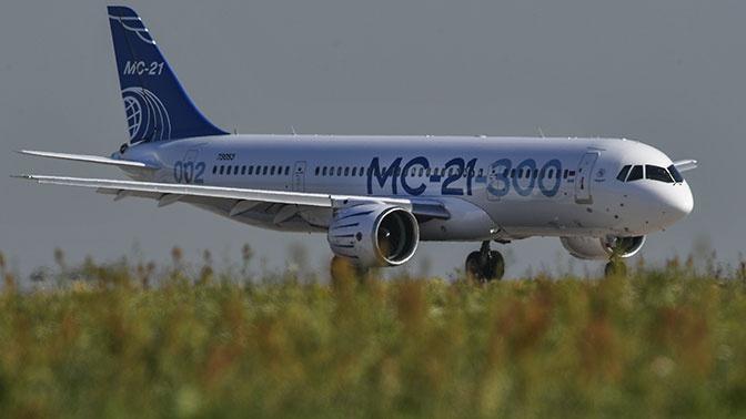 Производство МС-21 собираются увеличить до 120 самолетов в год