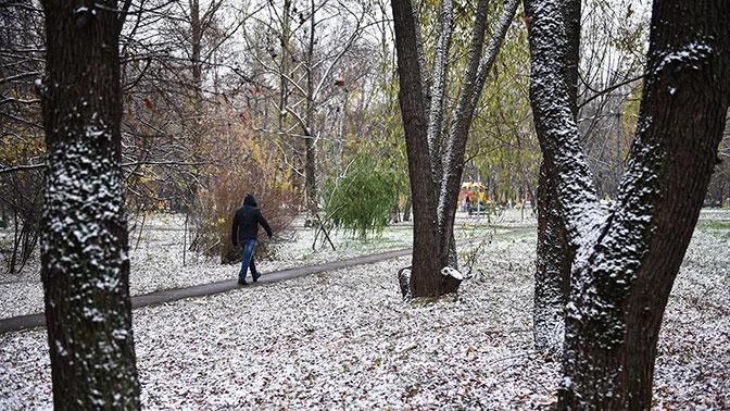 На столичный регион России движется волна экстремального холода