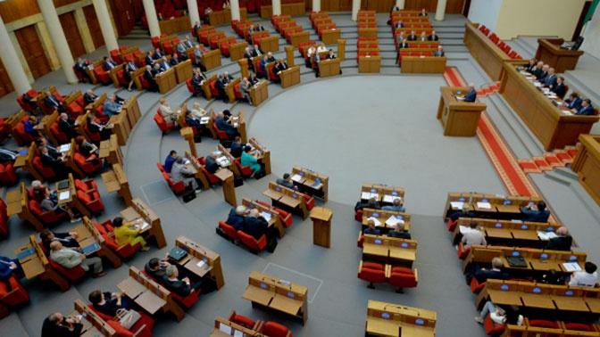 Названа дата начала работы нового состава парламента Белоруссии