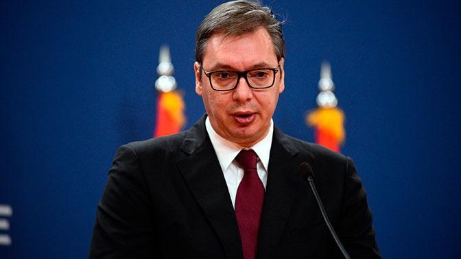 Президент Сербии приедет в Москву на празднование Дня Победы