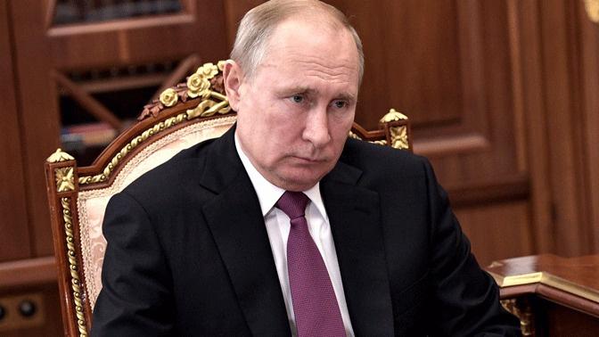 Путин поручил правительству представить предложения по проекту моста через Лену