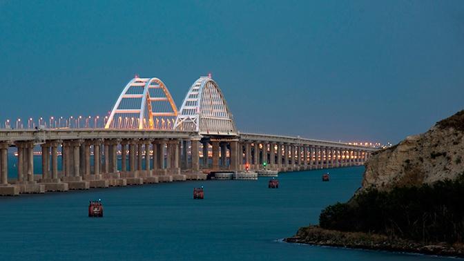 Создатели Крымского моста разработают проект переправы через Обь