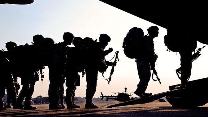 США введут дополнительный контингент в Саудовскую Аравию