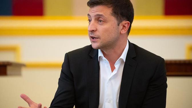 Зеленский планирует обсудить на саммите в Париже «серьезное перемирие» в Донбассе