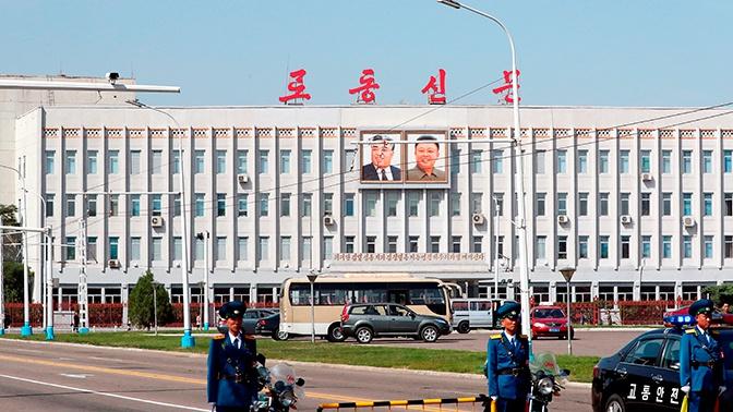 Россия и Китай согласовали новый проект плана по корейскому урегулированию