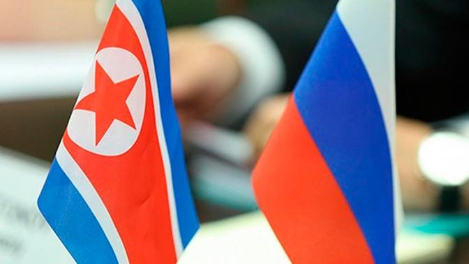 Замминистра обороны РФ встретился с первым замглавы МИД КНДР