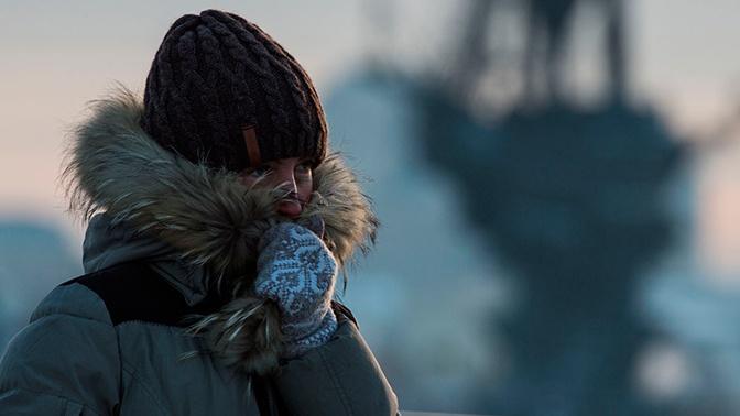 Синоптики предупредили москвичей о декабрьских морозах и рекордном давлении